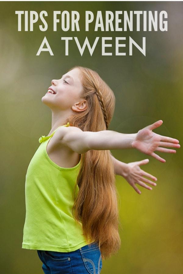 A Parent's Guide to Tween Behavior