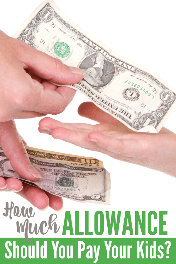 How Much Allowance Should You Pay Your Kids?