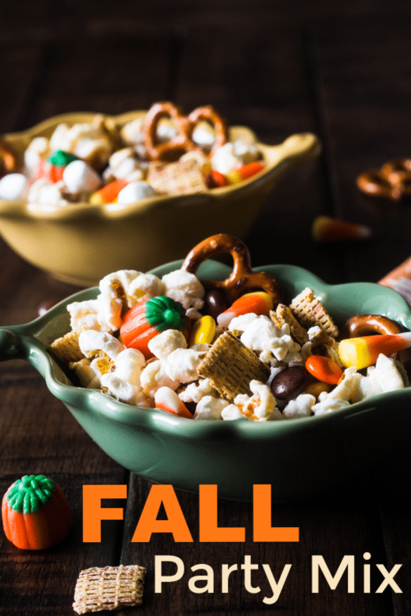 Fall Party Mix Recipe