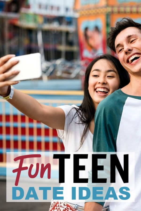 Great list of teen date ideas for summer, winter, and any time of year! #dateideas #fun #teens via @wondermomwannab