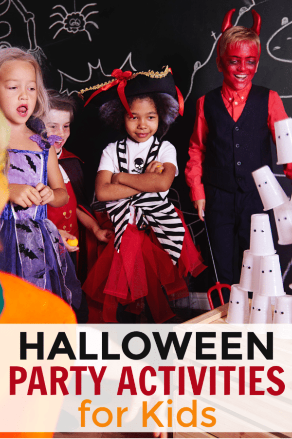 Halloween Party Activities for Kids