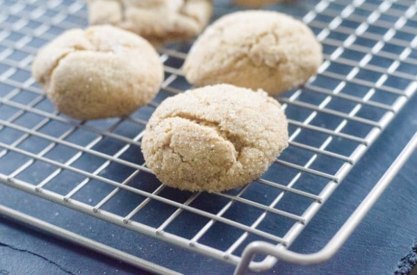 Eggnog Snickerdoodle Cookie Recipe