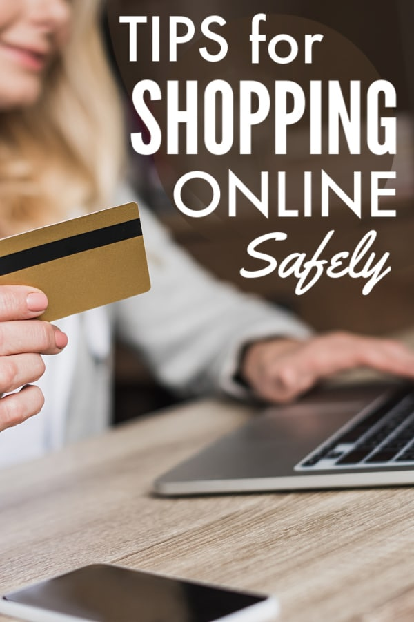 Important safety tips for shopping online to protect your privacy and money. Plus, additional tips to help you score great deals! #onlineshopping #money