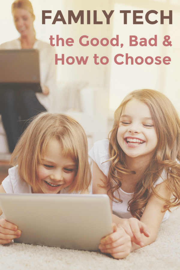 Family technology is a major issue for most parents. If you're worried about its effect on your family, here are some helpful resources. #familytechnology #parentingtips #parentingresources via @wondermomwannab