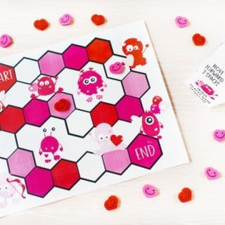 Printable Valentine Game
