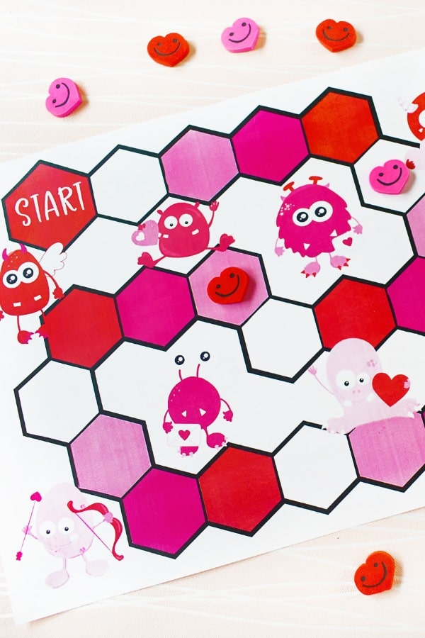 free Printable Valentine Game