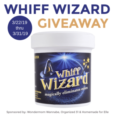 giveaway offer for Whiff Wizard