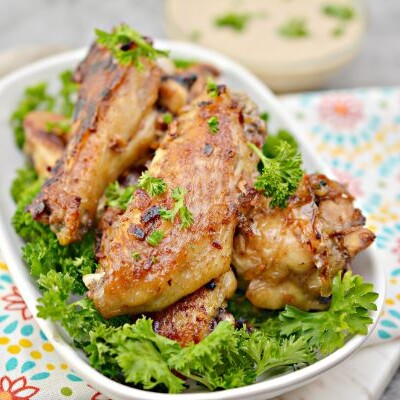 Lipton onion soup chicken wings