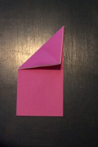 easy instructions for making origami jumping frogs