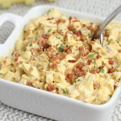 quick Classic Egg Salad Recipe