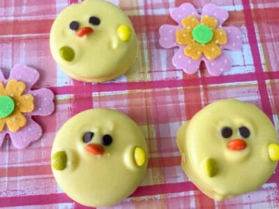 Easter Oreo Chicks Cookies