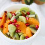easy Kiwi Fruit Salad