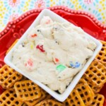 Cream Cheese Monster Cookie Dough Dip