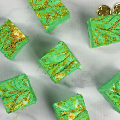 delicious mint fudge recipe