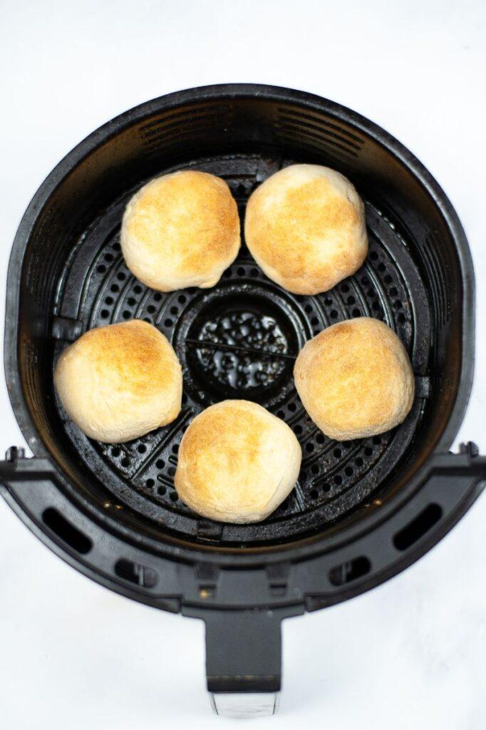 deep fried oreos in an air fryer