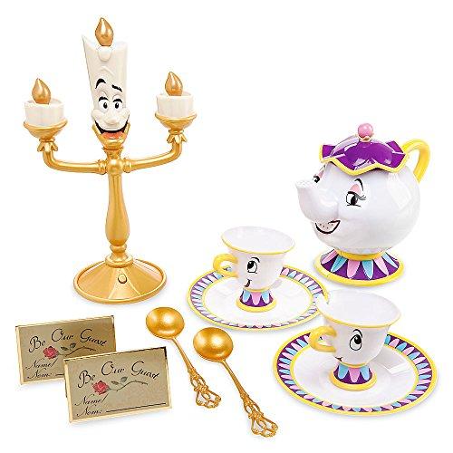Disney Beauty and the Beast Singing Tea Set